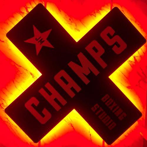 Champs Boxing Studio-Murals-Graphics-Illuminated-Signage-009