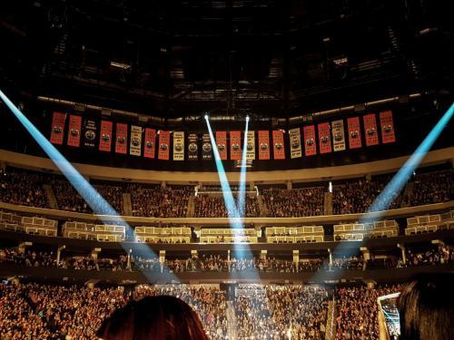 Edmonton Oilers - Rafter Banners