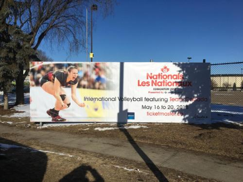 Edmonton Economic Development - On-Site Banner