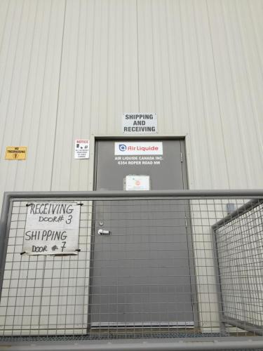 Air Liquide - Exterior Signage 2