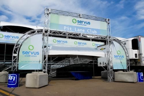 Edmonton Indy - Event Signage