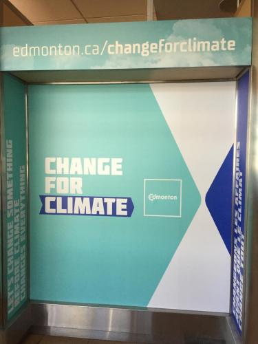 EIA  - Kiosks - Dibond panels - Event Signage 3