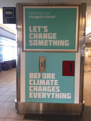 EIA  - Kiosks - Dibond panels - Event Signage 4