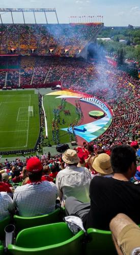 FIFA - Opening Ceremonies Event Signage