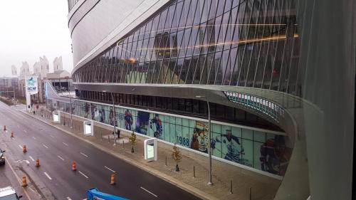 Rogers Place Mural/Wall Graphics - 10