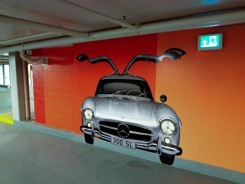 Kelly Ramsey Parkade - Mural/Wall Graphics - 5