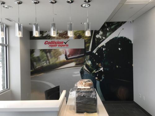 Fix Auto - Retail Signage