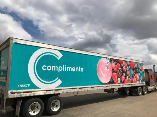 Our Compliments Teal Trailer Graphics 05-19-20