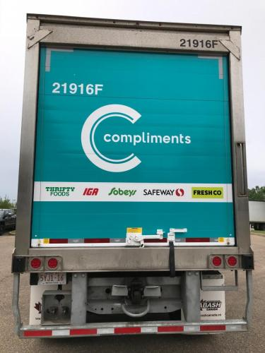 Sobeys - Our ComplimentsTrailer Graphics -06-26-20