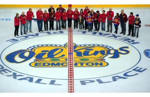Hockey Rink Inlay - Specialty Item