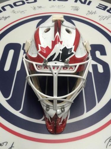 Talbot Team Canada Helmet Wrap - Specialty Item
