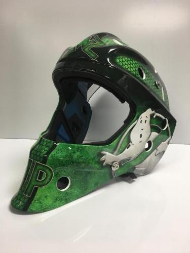 Goalie Mask Wrap - Specialty Item