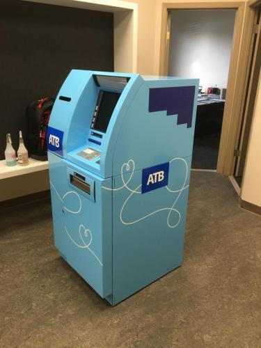 ATB - ATM Machine -- Specialty Item