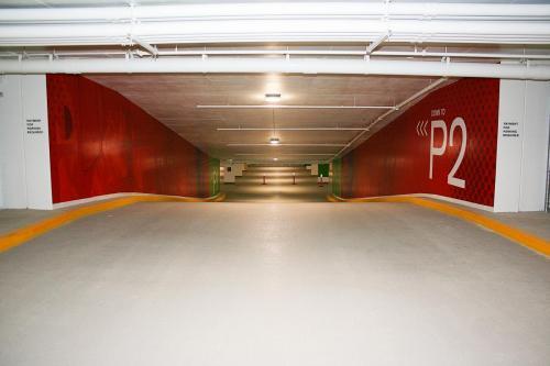 Stantec Parkade Edmonton - Mural Wraps