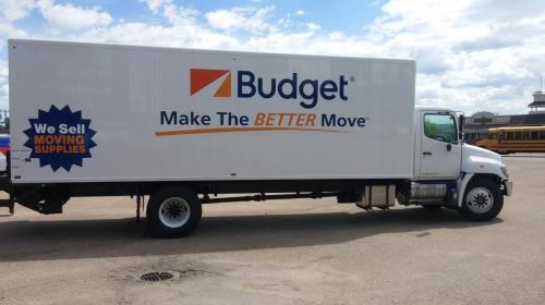 Budget - Fleet Graphics