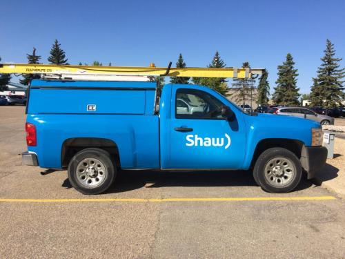 SHAW- - Fleet Graphics 5