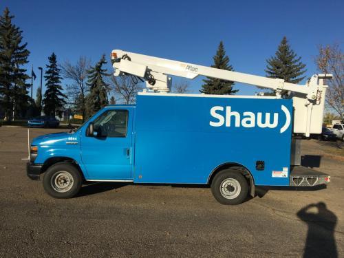 SHAW - Fleet Graphics 4