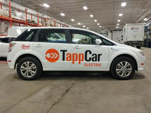 Tappcar - Vehicle Graphics