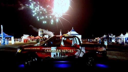 CH12 fireworks
