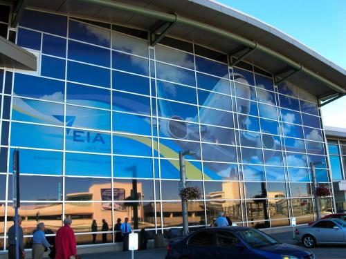 EIA - Exterior Window Graphics