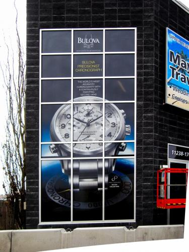 Independent Jewellers - Window Graphics 2