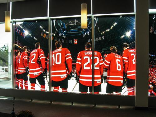 Hockey Canada - Window Graphics